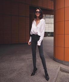 Топ 7 базовых верхов или c чем носить юбки/брюки/джинсы